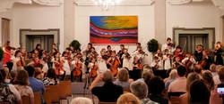 Konzert Geige Bratsche Cello Schüler
