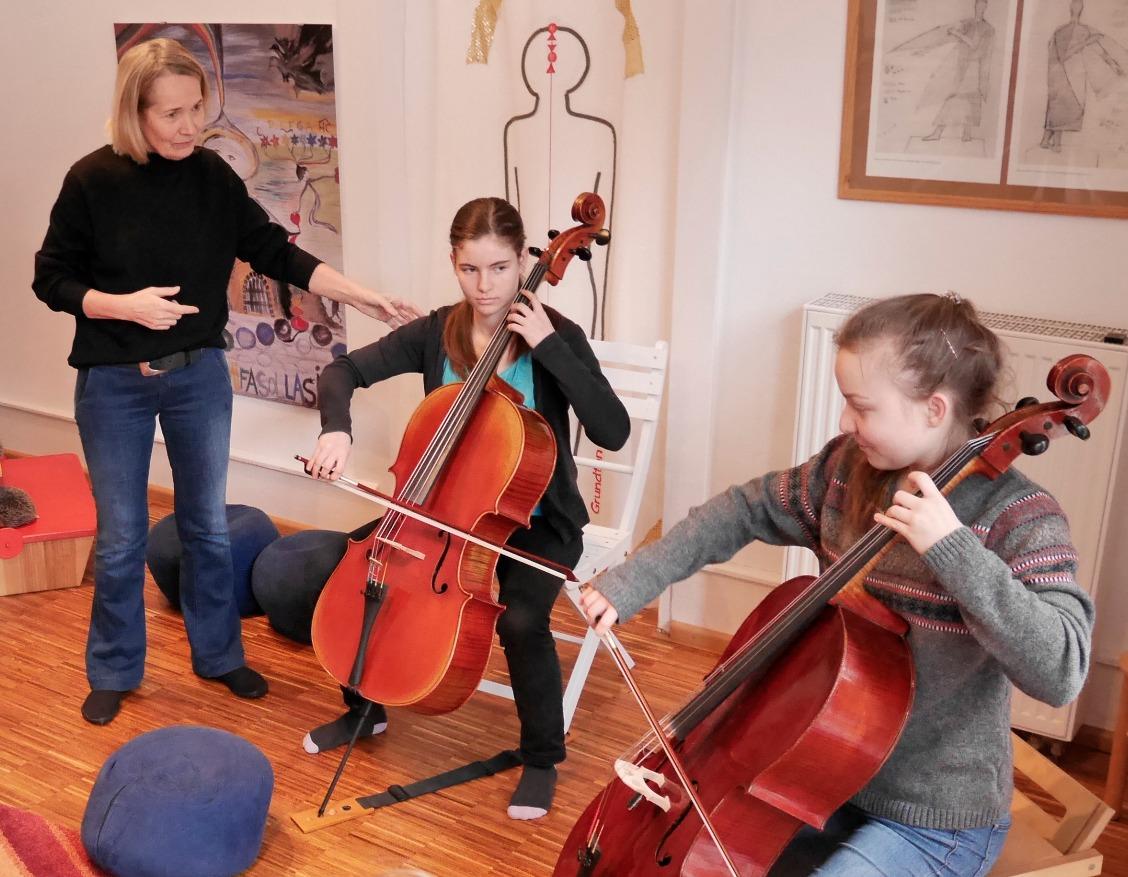 Cello Unterricht Musikschule