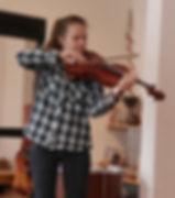 Einzelunterricht Viola Bratsche Musikschule