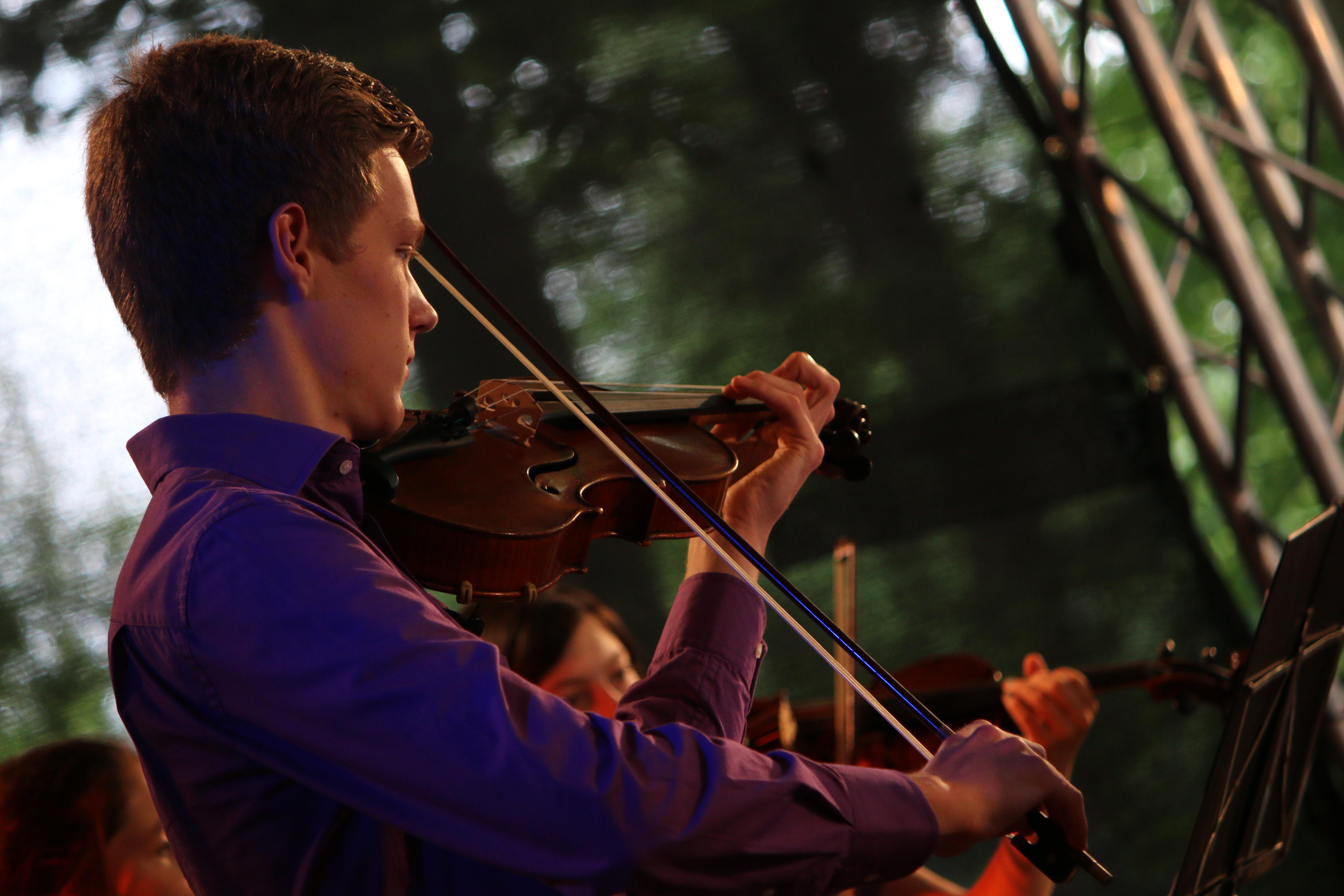 Viola Bratsche Konzert Musikschule