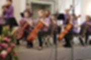 Orchester Cello Bratsche Viola Musikschule
