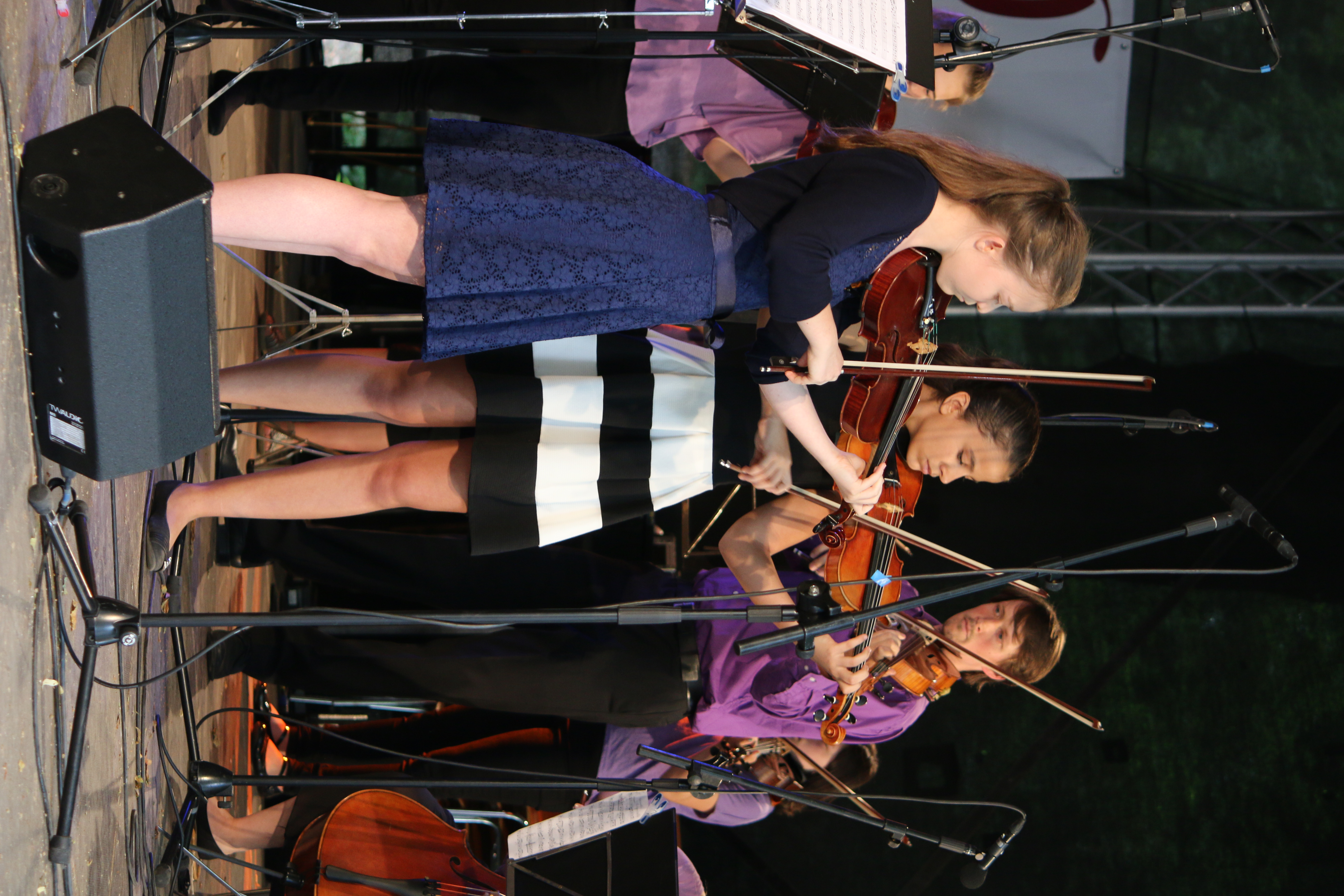 Solo Konzert Violine Musikschule