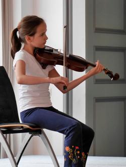 Geigenunterricht Musikschule