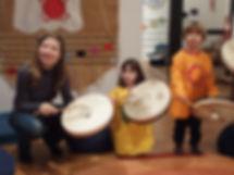 Kinder in der instrumentalen Früherziehung, Musik fuer Kinder