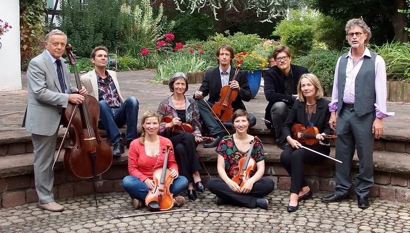 Wolf-Günther Schreer, Christian Turck, Konstanze Turck, Carmen Schreer, Felix Schreer, Sophie Ebel, Steven Ebel, Ute Frenzel, Berthold Winkler