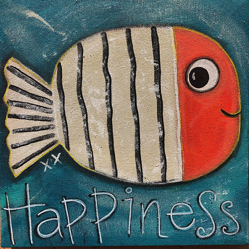 """Print of """"Happiness"""""""