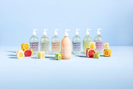 Compagnie de Provence - Luxus Seifen, Duschgels, Handcremes und Peelings