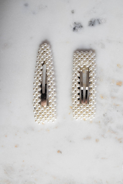 Perlen-Haarspange in verschiedenen Designs
