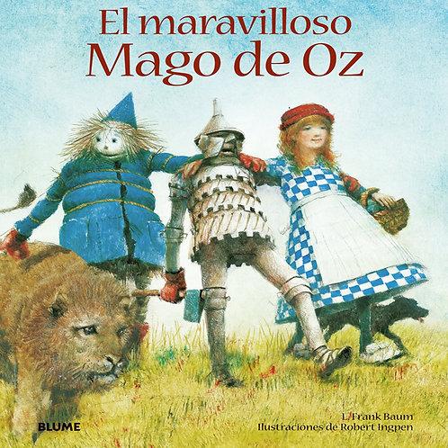 EL MARAVILLOSO MAGO DE OZ BRAILLE