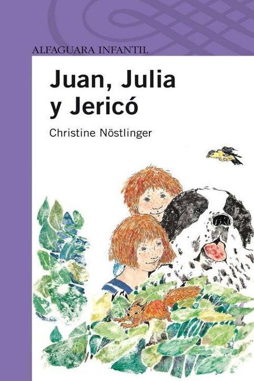 LIBRO JUAN, JULIA Y JERICÓ BRAILLE