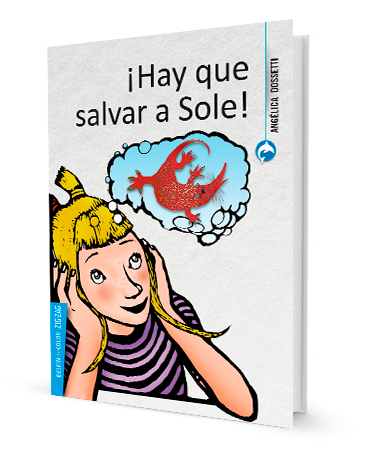 LIBRO HAY QUE SALVAR A SOLE BRAILLE
