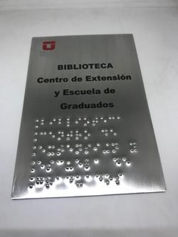 acero braille