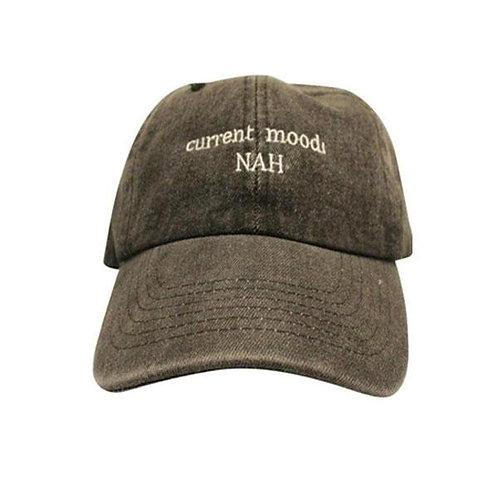current mood: nah hat
