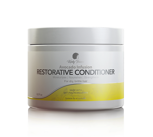 avocado infusion restorative conditioner