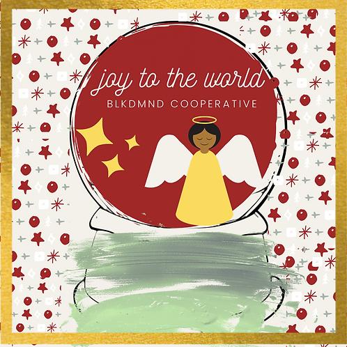 joy to the world holiday box
