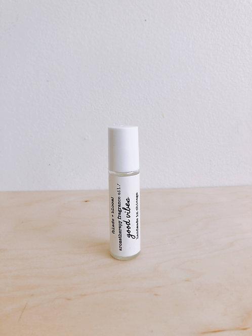 aromatherapy fragrance oil / good vibes