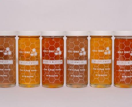 sourwood artisanal honey