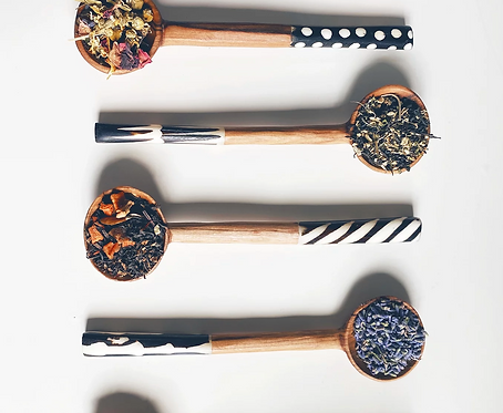 Bone & Wild Olive Spoon
