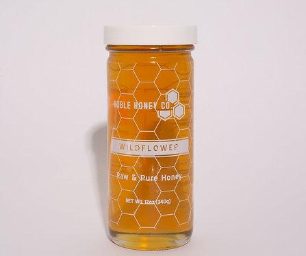 wildflower artisanal honey