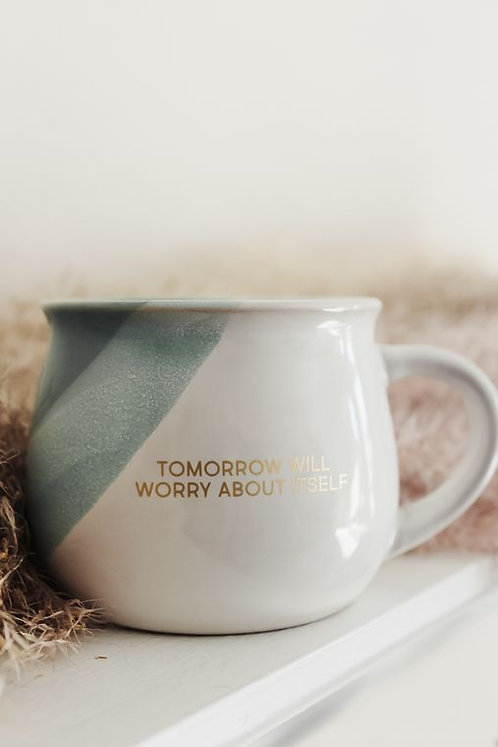 the tomorrow mug