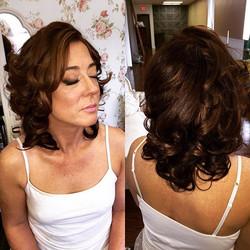 Hair and makeup on this beauty #toofacedcosmetics #anastasiabeverlyhills #tartecosmetics #urbandecay