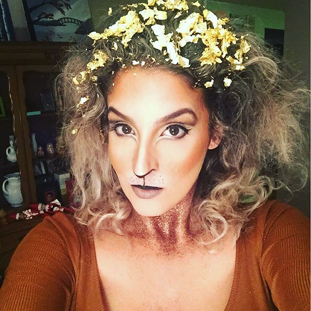 #lioness #Halloween #narscosmetics #nyxcosmetics #katvond #bennye #snazaroo #makeupforever #maccosme