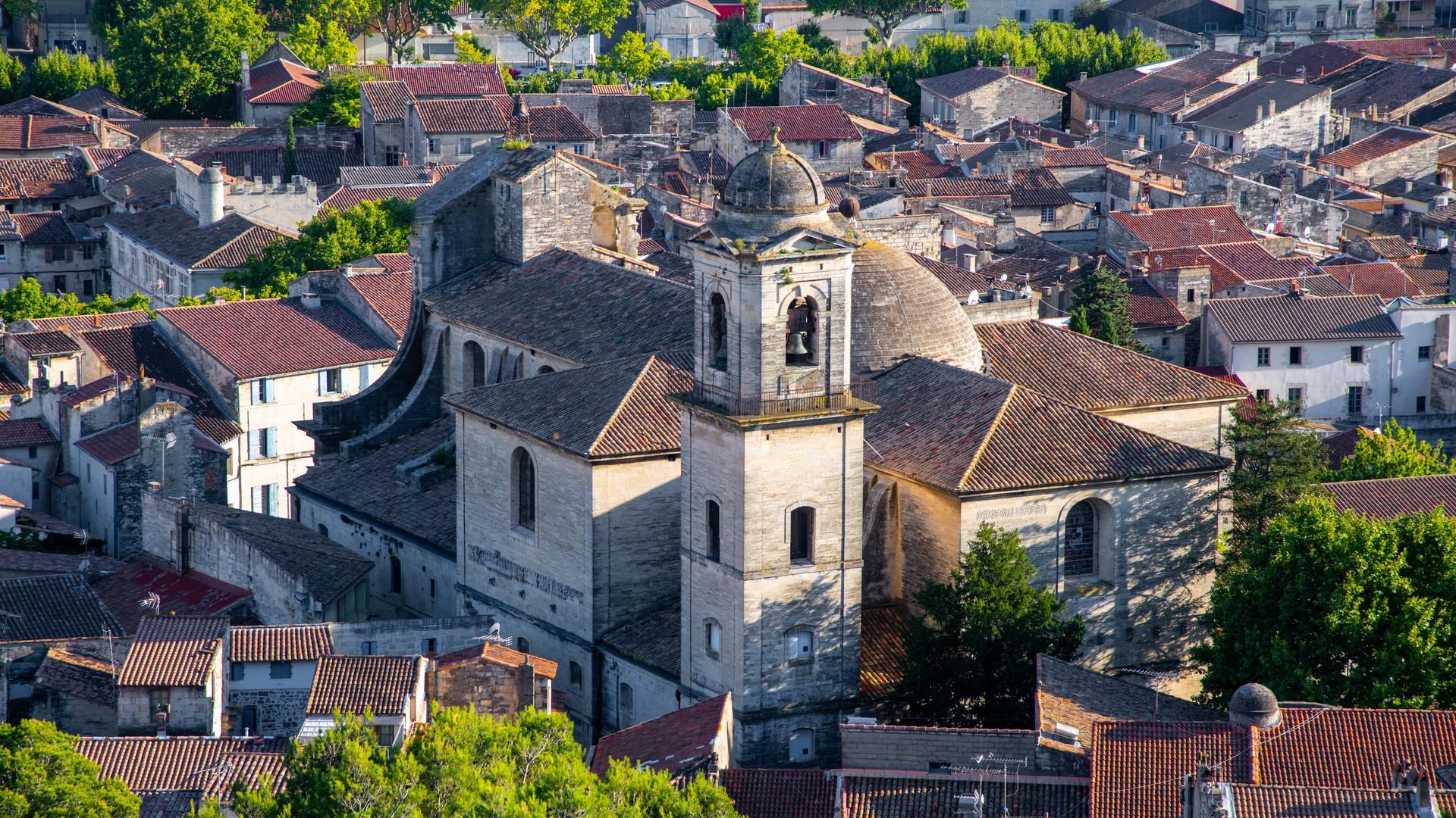 Beaucaire Notre Dame des Pommiers