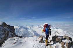 @ highest peak of North America :)