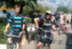 biking in kotor montenegro