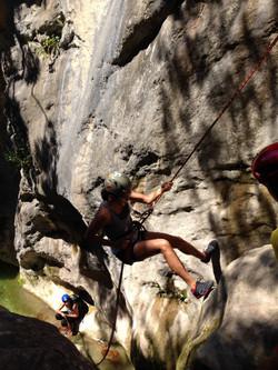 Canyoning Kotor, behind city walls