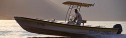 sunset boat tour in Kotor