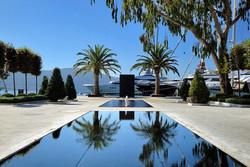 Porto Montenegro marina in Tivat
