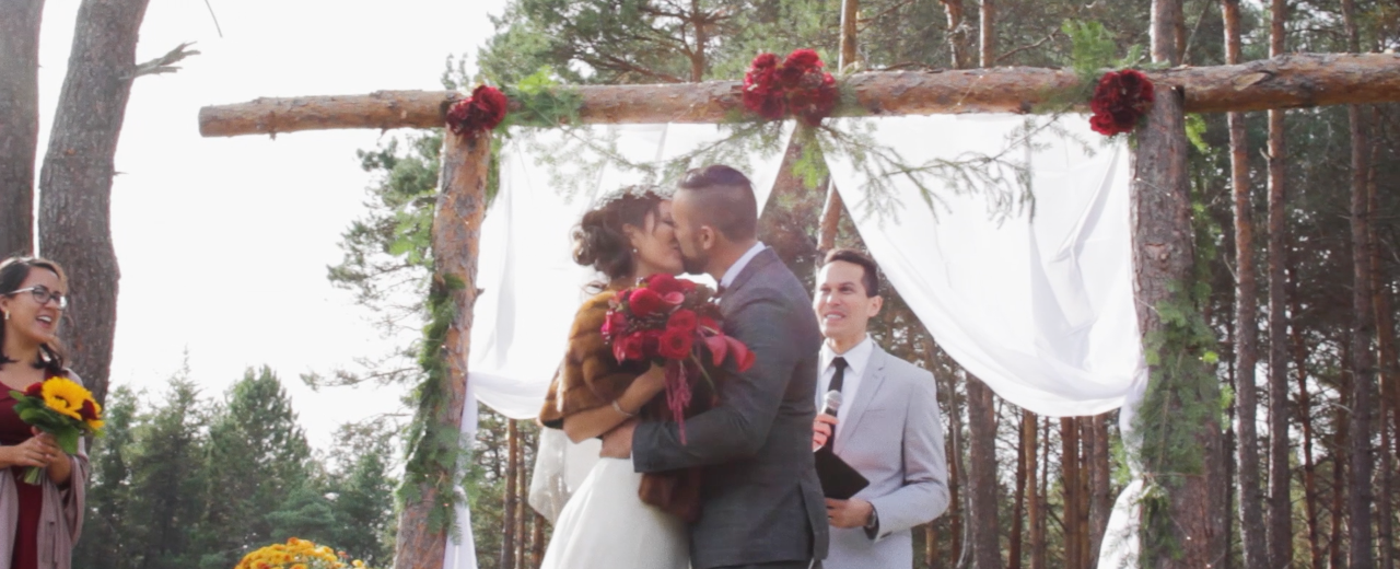 Cedar Box Wedding Videography