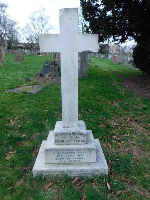 Charles Stone Memorial