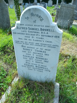 Alfred Boswell