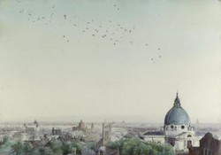 Image of the Gotha attack on London