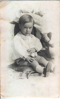 Al's Grandfather 1913