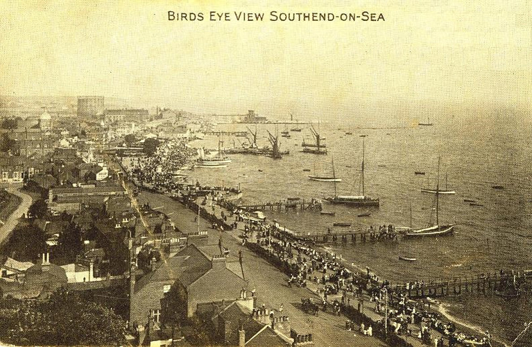 Birds Eye Southend