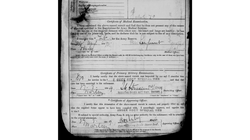 Edgar Crowhurst Signing Up Papers 4