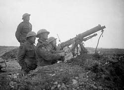 Staffordshire Regiment Machine Gun Corps