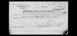 CG Baker Funeral Notice