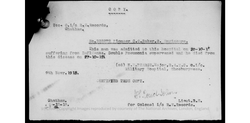 CG Baker Hospital Record