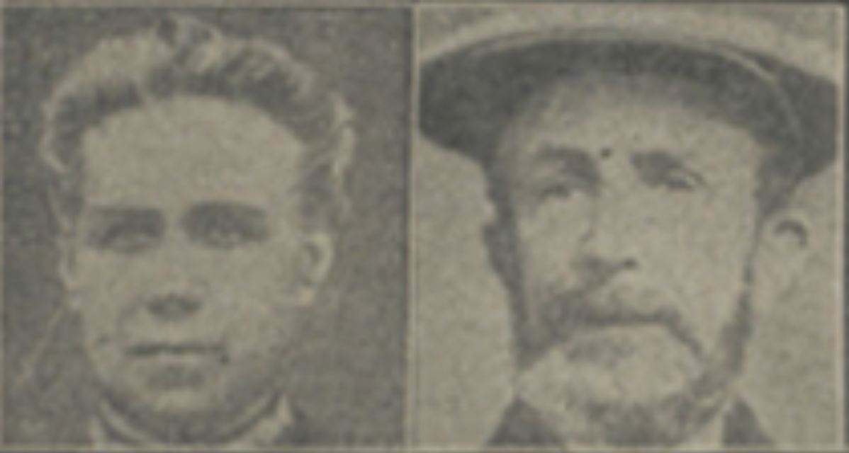Agnes and George Whitwell