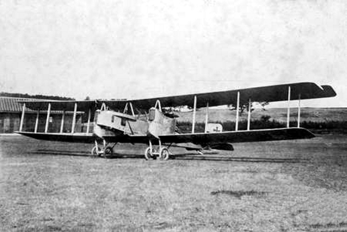 German Gotha Bomber