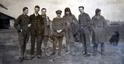 Pilots at Rochford Aerodrome