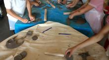Hinguar Poppy Making