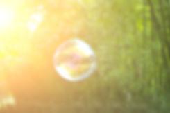 flytande Bubble