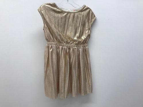 2 T Girls Gold Dress