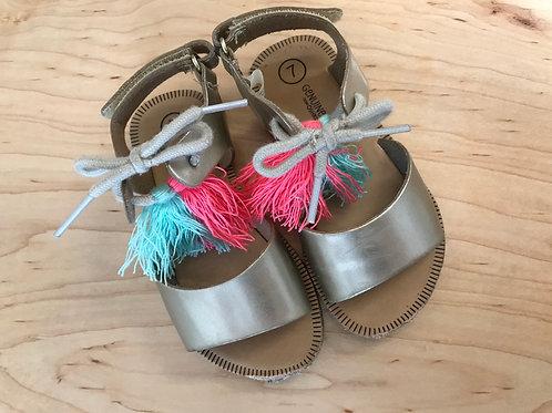 7 Genuine Kids Toddler Girls Sandals
