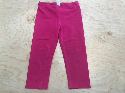 7 Y Tea Collection Girls Pink Leggings
